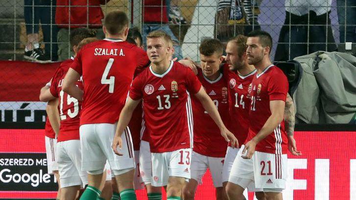Унгария постигна минимален успех над Кипър (видео)