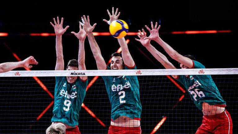 Четвърта загуба за България в Лигата на нациите