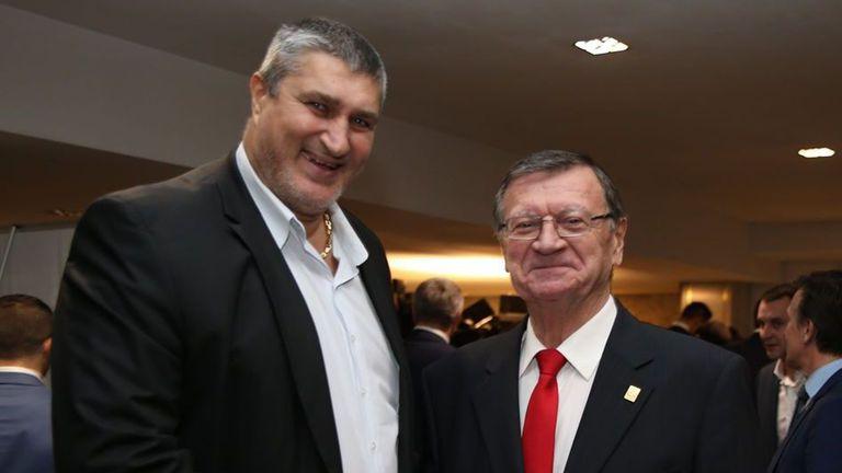 Александър Боричич: Любо Ганев ще е един от важните бъдещи лидери в европейския волейбол