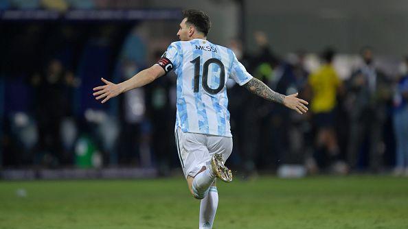 Меси с основна заслуга за победа на Аржентина над Еквадор