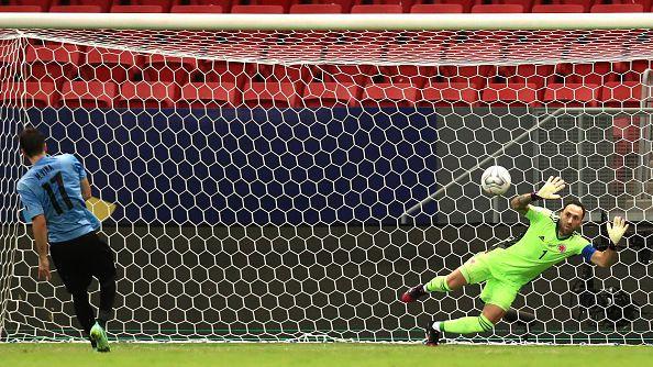 Колумбия победи Уругвай след дузпи