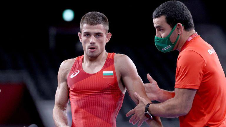 Георги Вангелов ще играе на репешажите за бронза на олимпийския турнир по борба в Токио