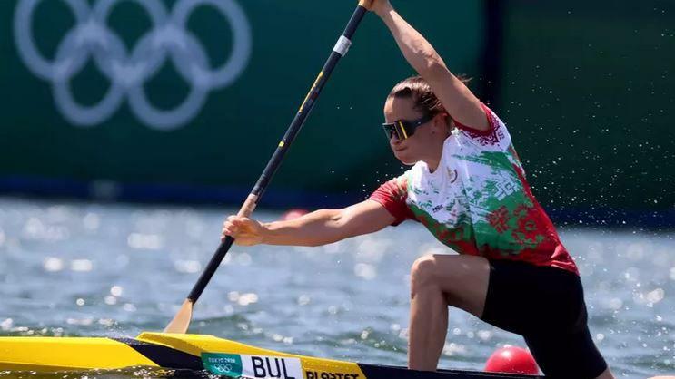 Станилия Стаменова ще гребе на 1/4-финалите в Токио 2020