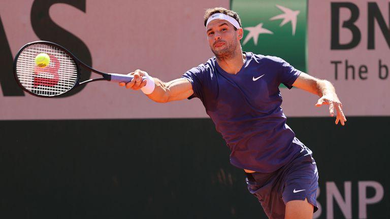 Григор Димитров се класира за четвъртфиналите на двойки във Вашингтон