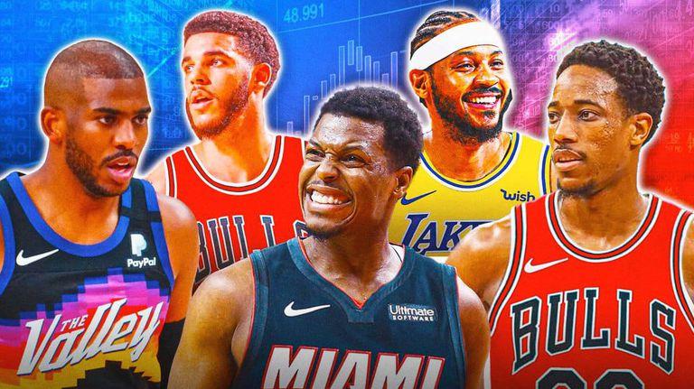 Всички трансфери и нови договори в НБА до момента (обновена)