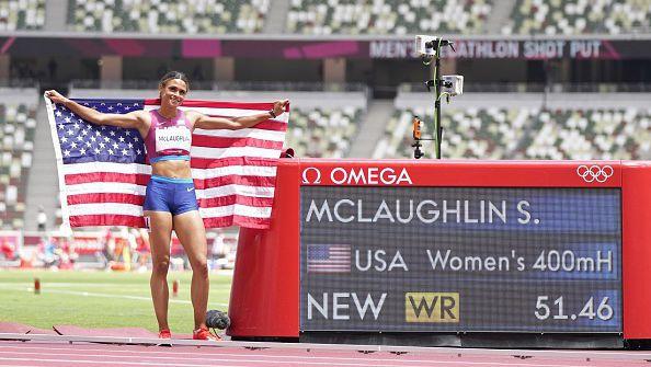 Нов световен рекорд и при женските 400 метра хърдели в Токио 2020! Титла за Сидни Маклафлин