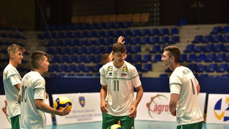 България U19 продължава победния си ход на турнето в САЩ🏐