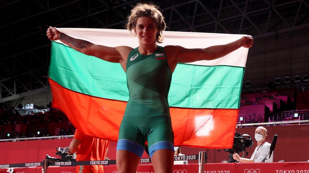 Тайбе Юсеин донесе втори медал за България от Токио 2020 🥉