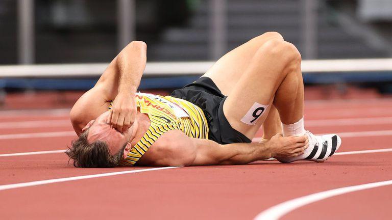 Световният шампион Каул отпадна от олимпийското състезание по десетобой заради травма