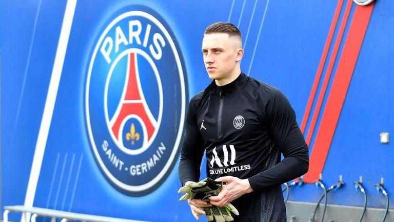Вратар на ПСЖ ще играе под наем в Ница