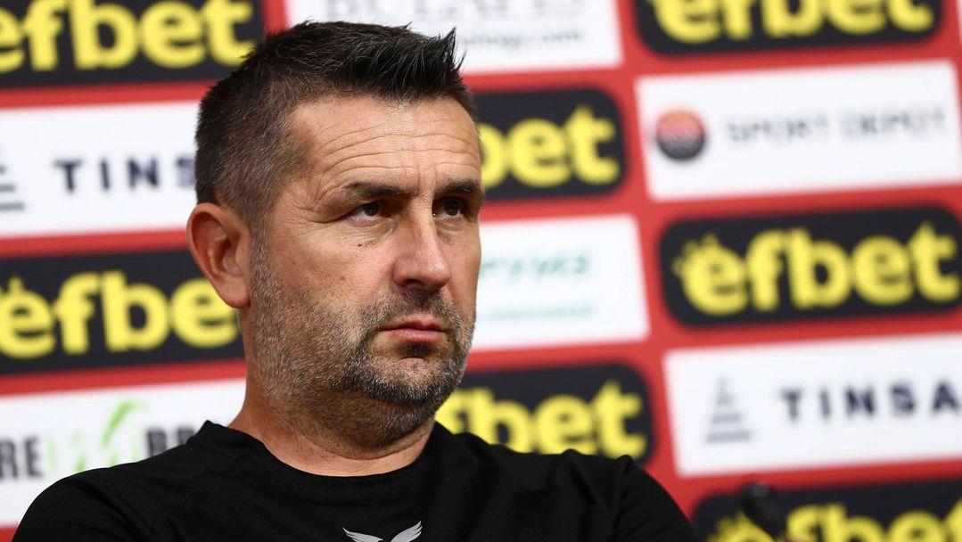 Треньорът на Осиек: ЦСКА е силен отбор, но очакавам да влезем в групите