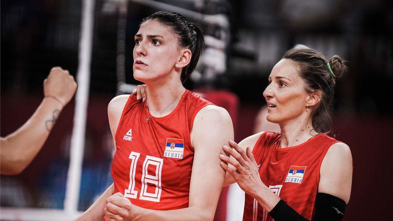 Мая Огниенович: Много съм щастлива, че успяхме да стигнем до полуфиналите🏐