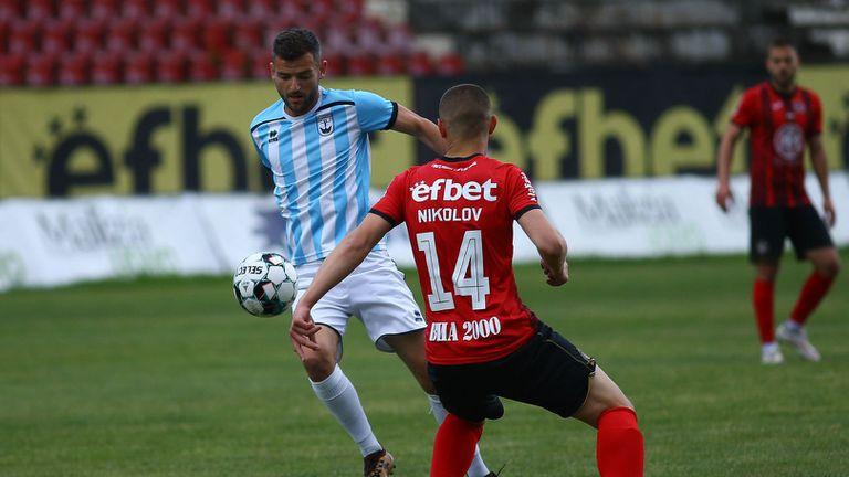 Созопол взе точка от дубъла на Лудогорец в 96-ата минута