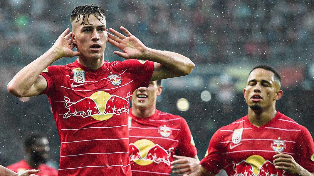 Шампионът на Австрия излъга Барселона под дъжда в Залцбург (видео)