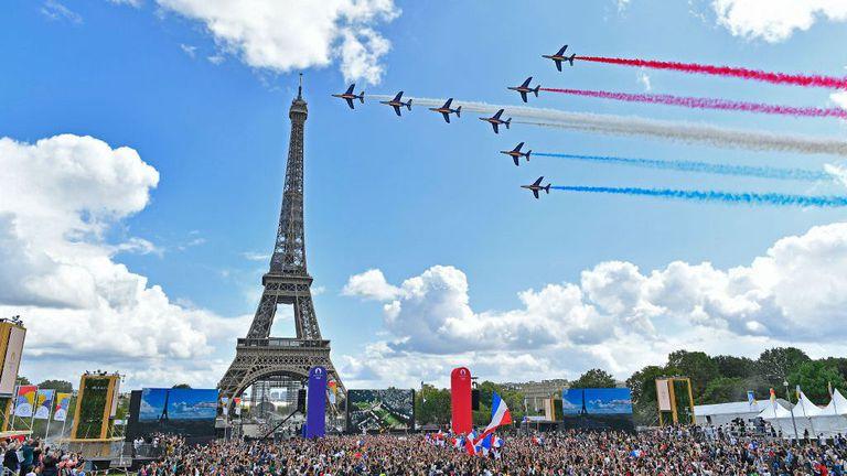 Организаторите на Париж 2024 похвалиха Токио за провеждането на Игрите на фона на пандемия