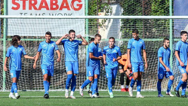 (U15) Левски - Локомотив (София) 3:0