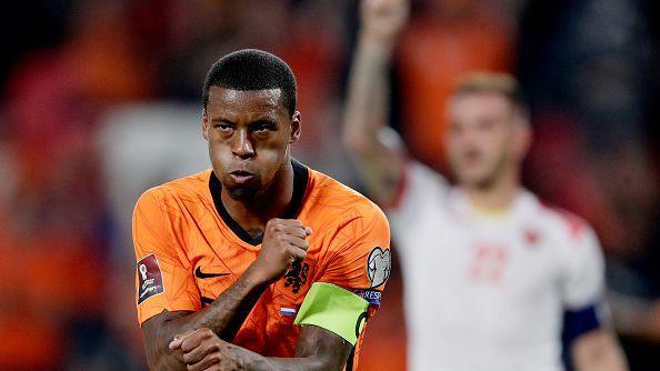 Нидерландия - Черна Гора 4:0