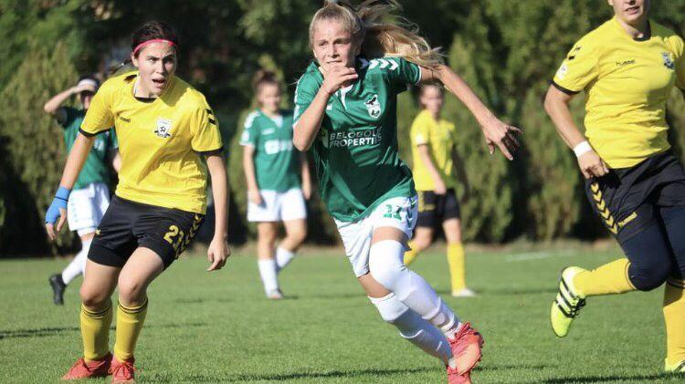 13-годишната талантка на Пирин: Фенка съм на Роналдо и Ливърпул
