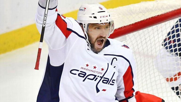 Овечкин втори голове от пауърплей в историята на НХЛ
