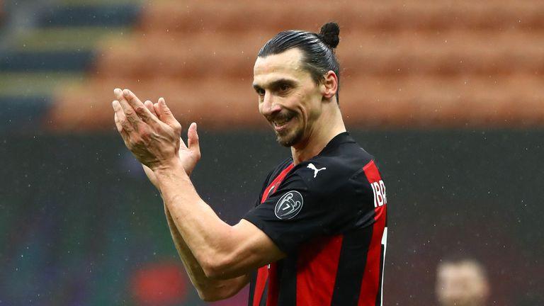 Ибра се разбра за нов договор с Милан