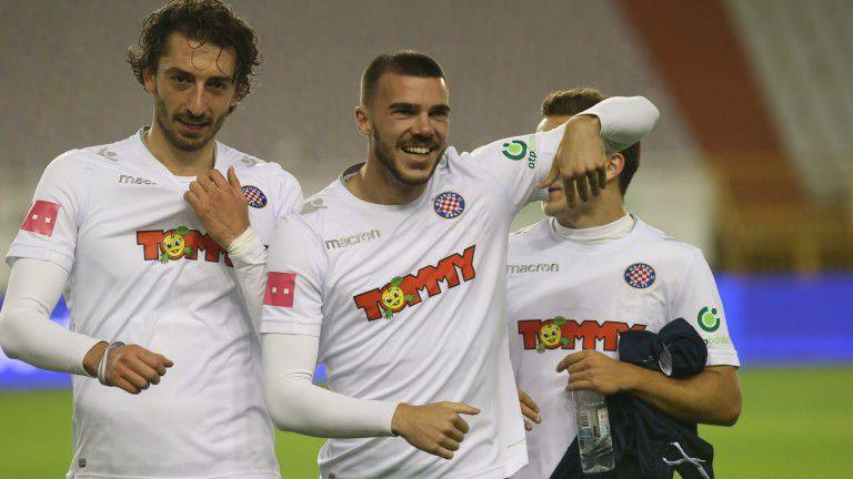 Кристиан Димитров попадна в отбора на кръга в Хърватия
