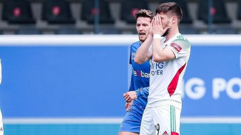 Драматична загуба за тима на Кристиян Малинов