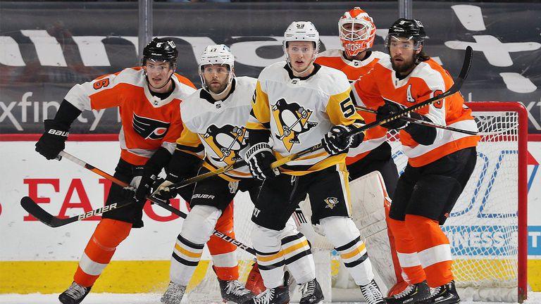Питсбърг оглави класирането в Източната дивизия на НХЛ