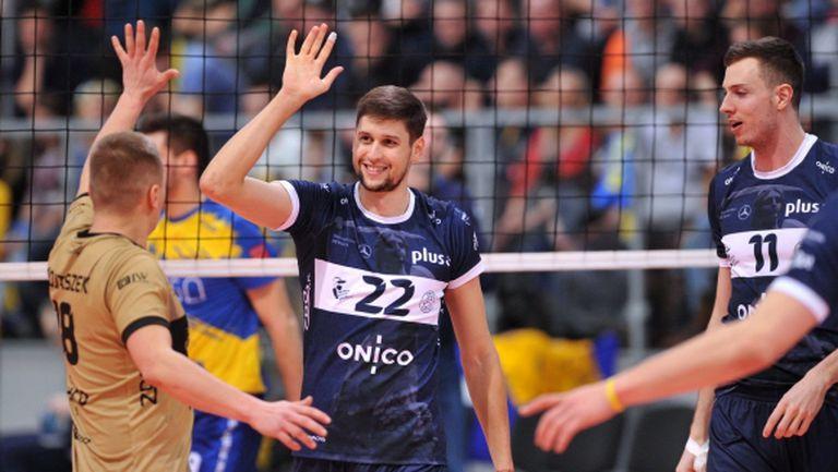 Николай Пенчев и Онико на полуфинал за Купата на Полша (снимки)