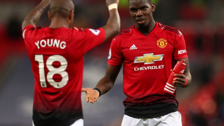 Солскяер: Погба има всички качества да бъде капитан на Юнайтед