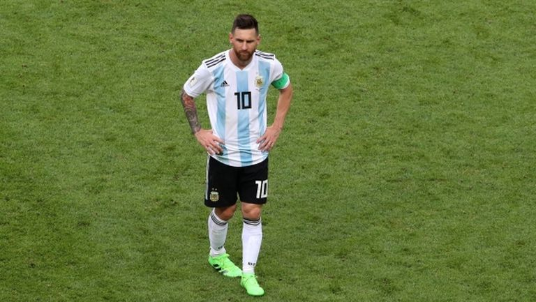 Селекционерът на Аржентина: Ще говорим с Меси преди мача ни през март