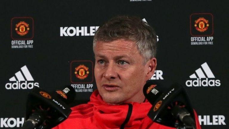 Солскяер: Вече планирам следващия сезон на Манчестър Юнайтед