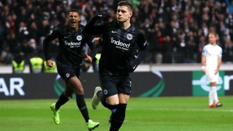 Реал решава проблемите си в атака със сръбски голмайстор