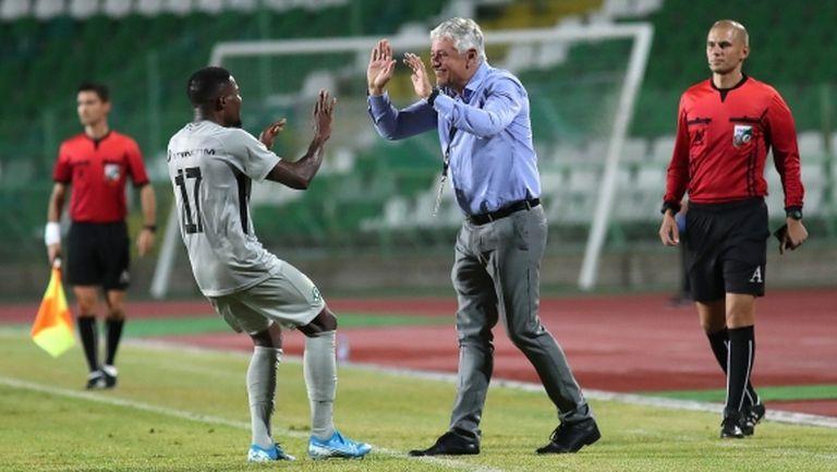 Жоржиньо: Удивително е да играя за най-добрия отбор в България