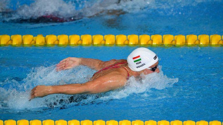 Катинка Хошу с постижение за историята, рекорд за Кейлъб Дресел