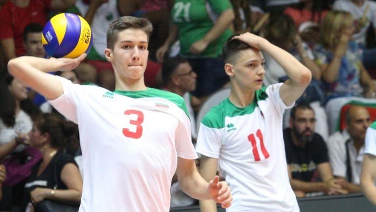 Диамантите на българския волейбол