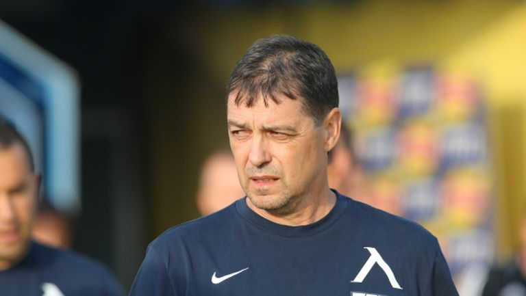 Хубчев обясни причините за поражението и разкритикува новия нападател (видео)