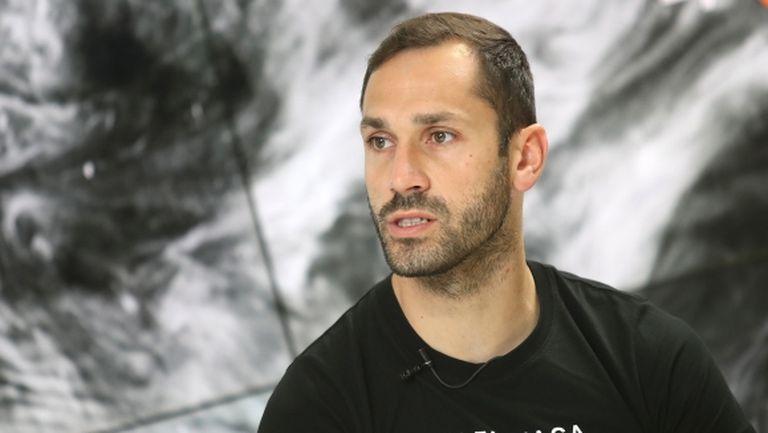 Занев пропуска мача със Славия, под въпрос е за реванша с Осиек