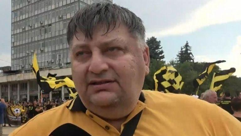 Петър Илиев: Ще запомня радостта на хората, дошли на шествието