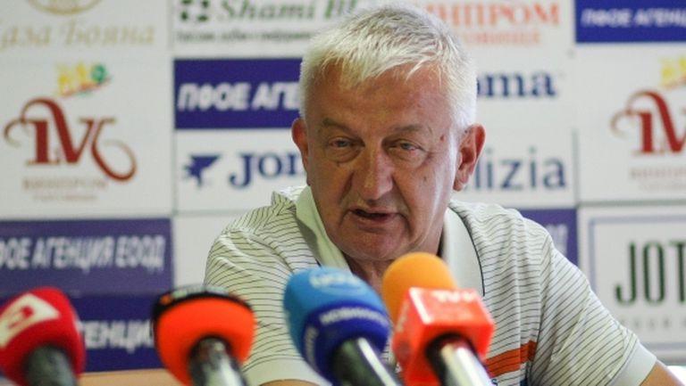 Крушарски: Ивайло Петев ми препоръча Бруно Акрапович (видео)
