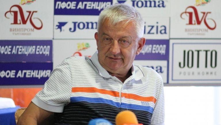 Президентът на Локомотив (Пд): Георги Илиев е чист!