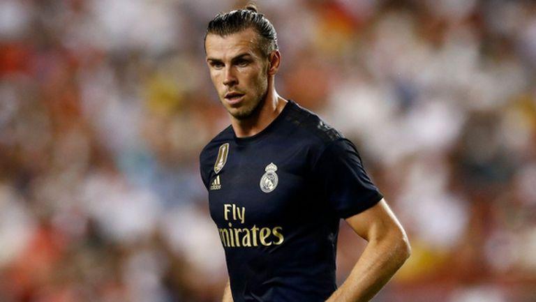 Бейл остана извън групата на Реал Мадрид за Audi Cup