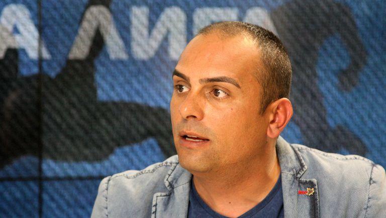 Румил Жотев е новият треньор на Надежда Доброславци