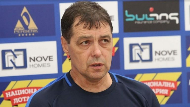 Хубчев: Ще атакуваме от първата минута, но шансовете са ни малки (видео)
