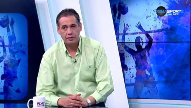 Виктор Карагьозов: Направихме безумно слаб мач
