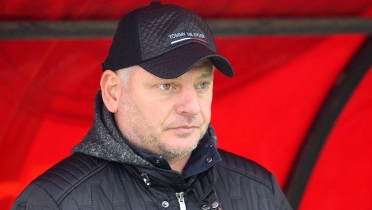 Петко Петков остава начело на ЦСКА 1948, ще чисти слабостите по време на паузата