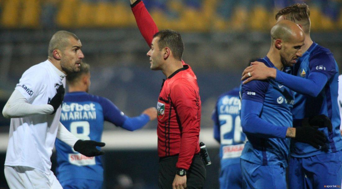 Изследване показа: в мачовете на Левски се играе най-малко