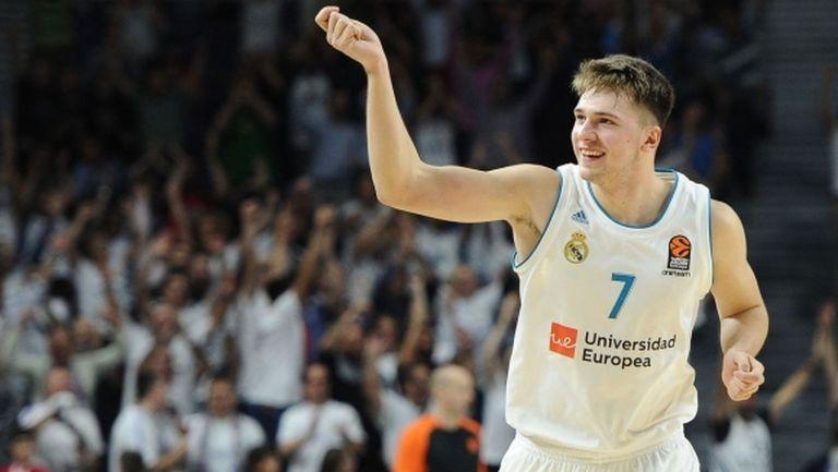 Лука Дончич: Ще се върна в Реал, когато приключа с НБА