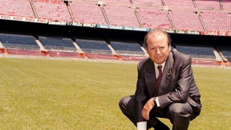 Барселона плаче за загубата на едно от величията си
