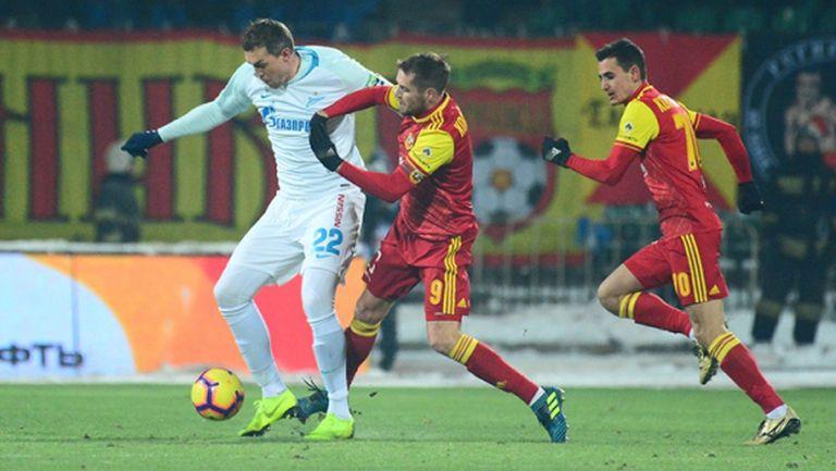 Георги Костадинов: Наслаждавам се на атакуващия футбол в един качествен отбор