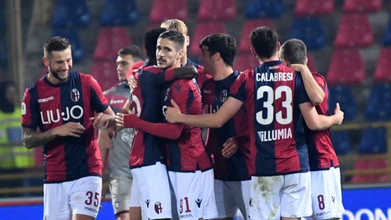 Болоня продължава за Купата на Италия, чака Юве (видео)